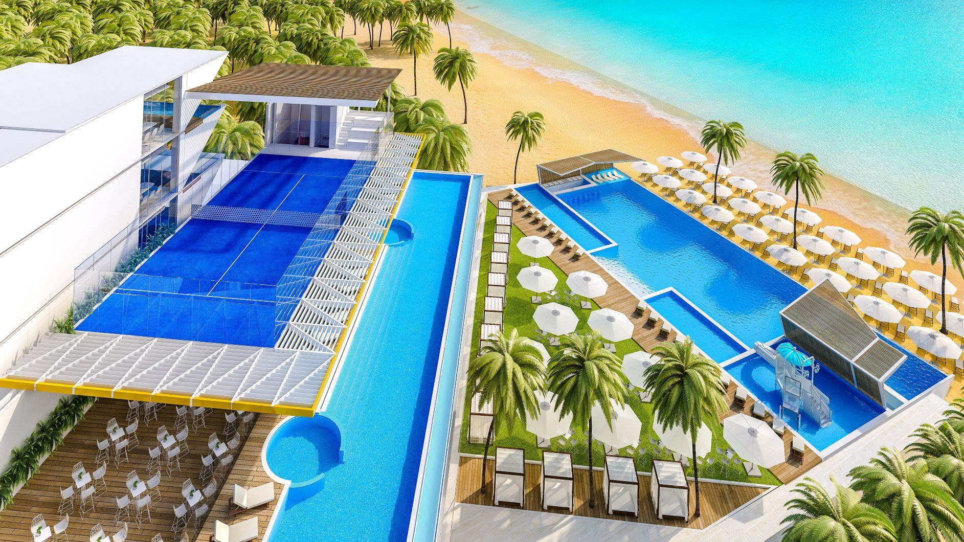 AURA SMART LUXURY LIVING. Exclusivo Club de Playa en Telchac Puerto