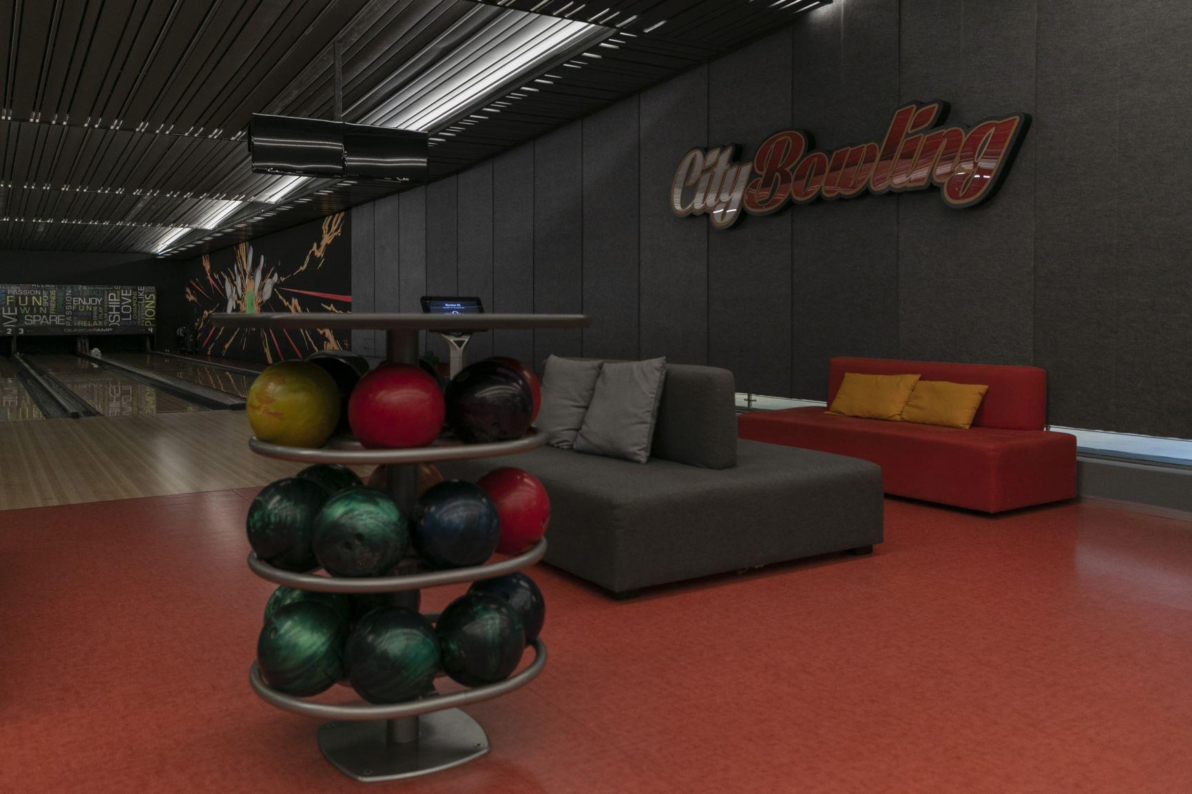 Departamento en venta en City Towers Park Grand, Colonia Xoco, Benito Juárez, CDMX. Bowling boliche