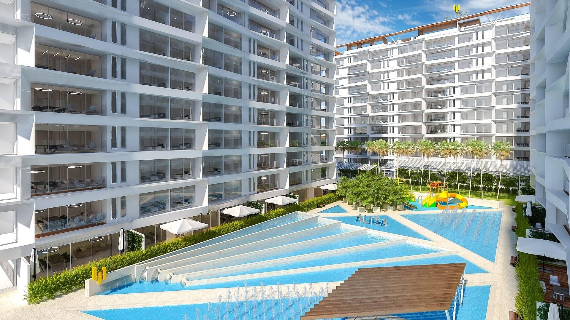 AURA Smart Luxury Living: Primer desarrollo inmobiliario inteligente en Mérida, Yucatán, Mexico. 24 amenidades de lujo
