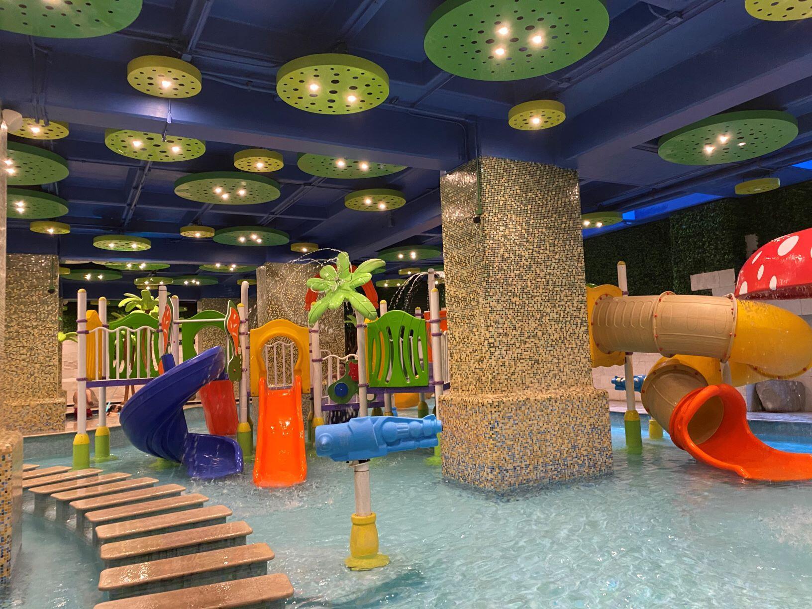Venta departamento de 3 recámaras en City Towers Green, Colonia Santa Cruz. Water Park