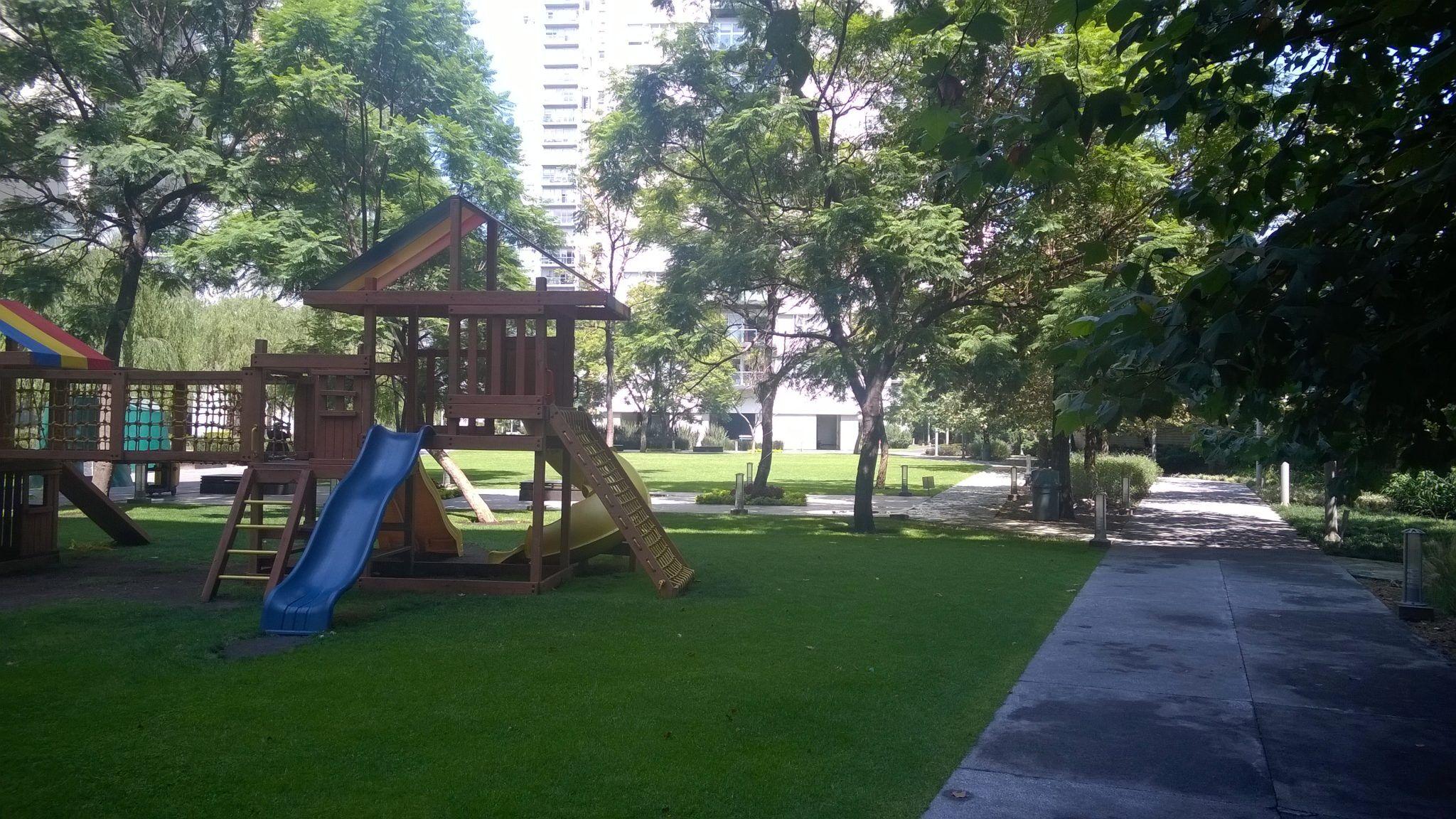 Departamento en Venta en Parques Polanco. 2 Recámaras y dos terrazas. Juegos infantiles