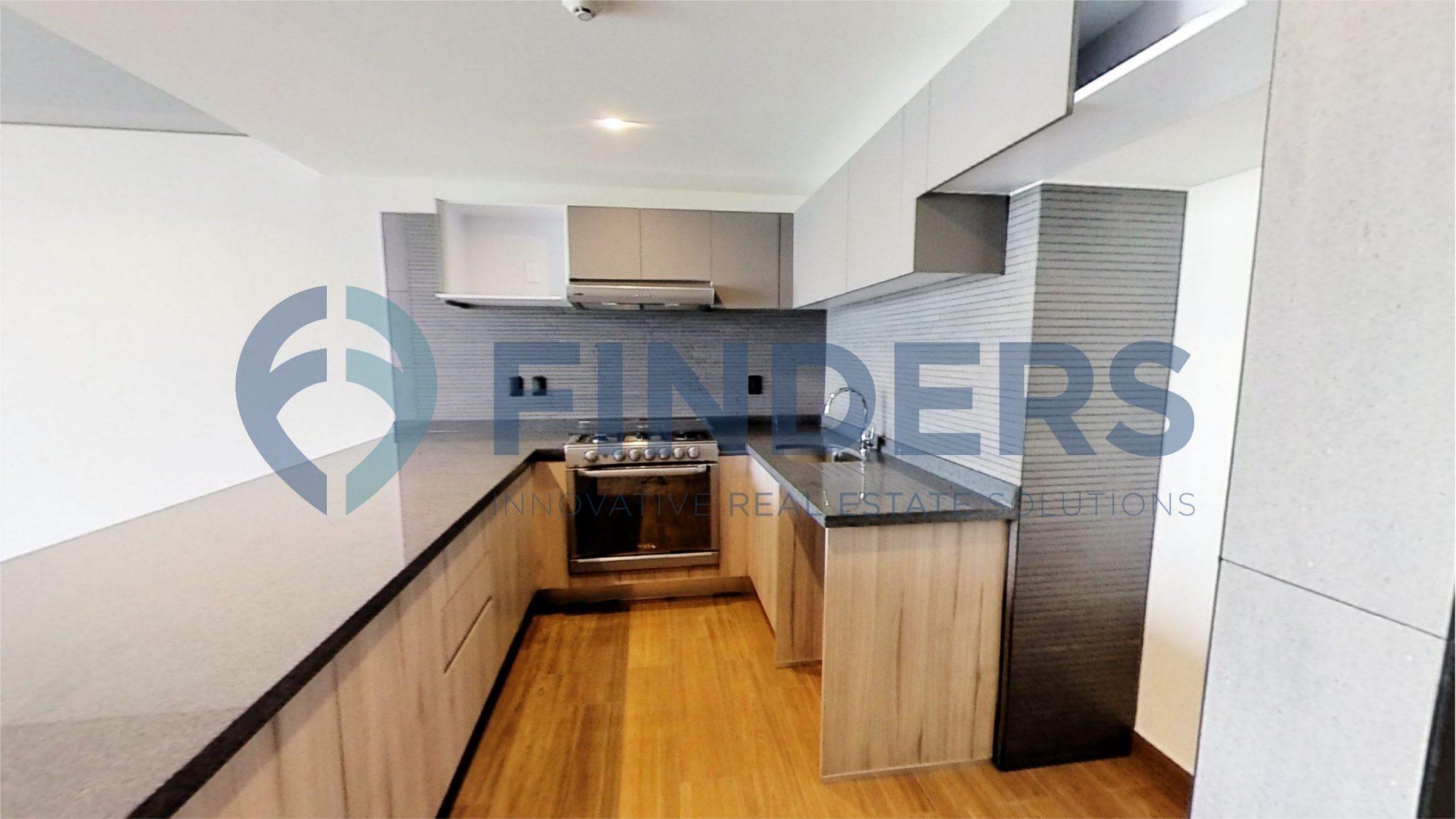 Venta departamento de 3 recámaras en Be Grand Alto Polanco Torre 3, Colonia Granada, Miguel Hidalgo, CDMX.